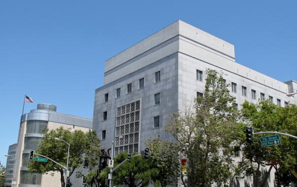San Francisco Hall of Justice